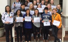 Foreign language students shine at FLAG Spoken Language contest