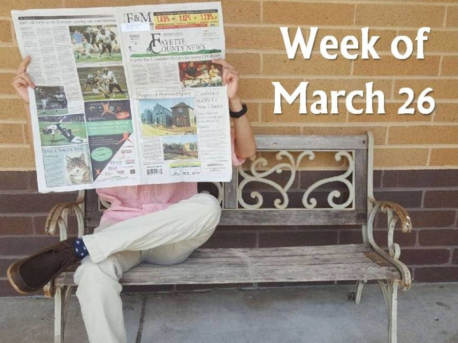week of march 26