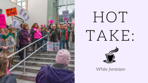 White feminism not as progressive as it appears