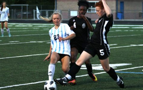 Lady Panthers shut out Tigers on path to playoffs