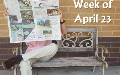 A week of headlines, tests, and super heroes