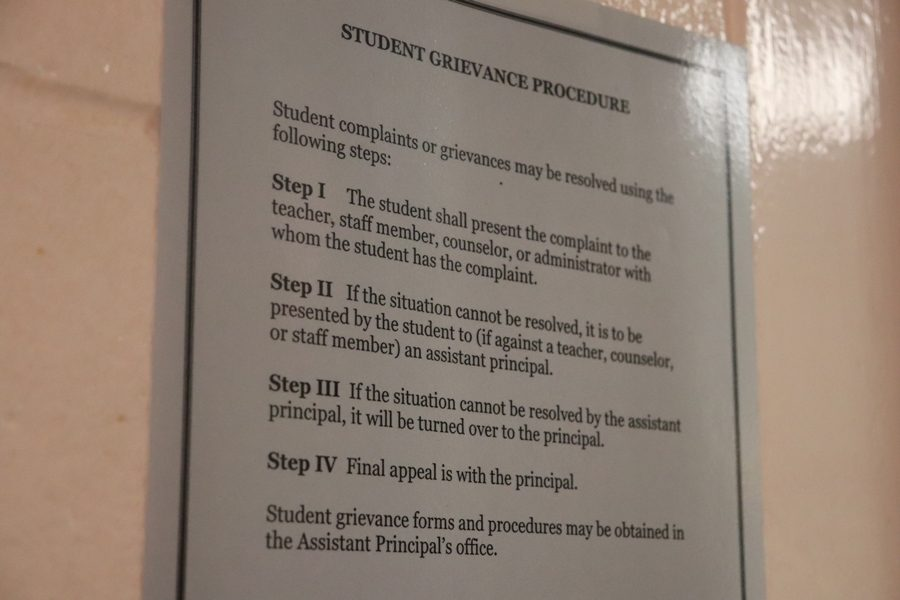 The mission statements that show what Fayette county hopes to accomplish all revolve around the success of the students. However, when the students are the top priority, the protections of the teachers are neglected.