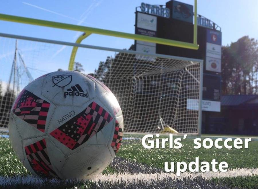 """The Lady Panthers defeated the Warhawks 2-1 in the Sweet Sixteen of the AAAAA GHSA state playoffs. The Warhawks scored the first goal of the game, which left the Lady Panthers in a defensive rut. """"We let them get a goal really fast,"""" senior Makira Walton said. """"I say 'let' because we had the ability to dominate that game and we didn't for the first half."""""""