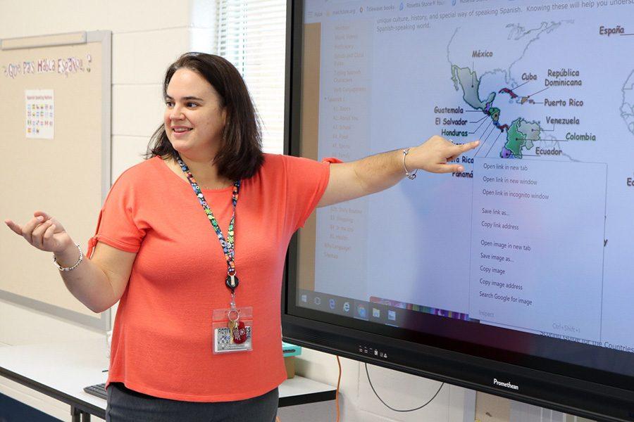 Language program at elementary level promises future success
