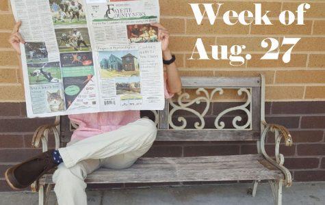 Hectic headlines highlight the week