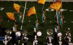 Area bands tune up for competition, host exhibition