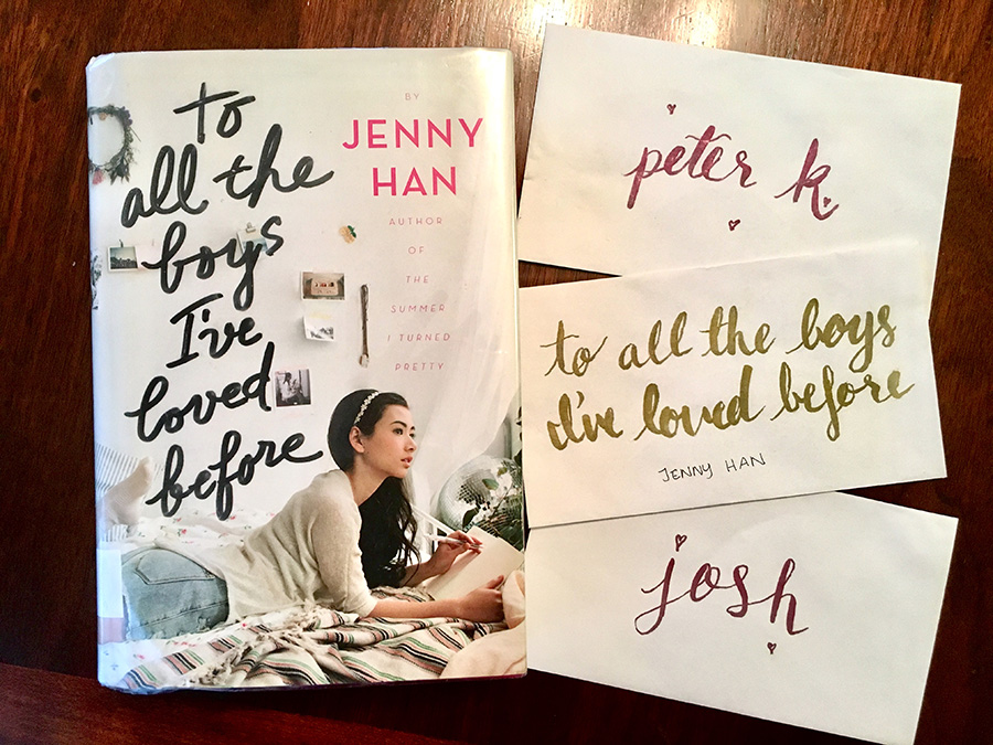 """""""To All The Boys I've Loved Before"""" is the story of five secret love letters that were never meant to see the light of day, and the girl who wrote them. With both the book version and movie to choose from, it's up to you to decide which one is better."""