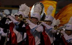 The Marching Band competition season has started with the Fayette County Exhibition that took place last Tuesday. The Exhibition showcased what all five high school marching bands in Fayette County will perform this season.