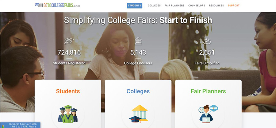 Starr's Mill will host a college fair and financial aid sessions on Sept. 24. from 6 to 8 p.m. For additional information please visit the college fair website (www.gotocollegefairs.com).