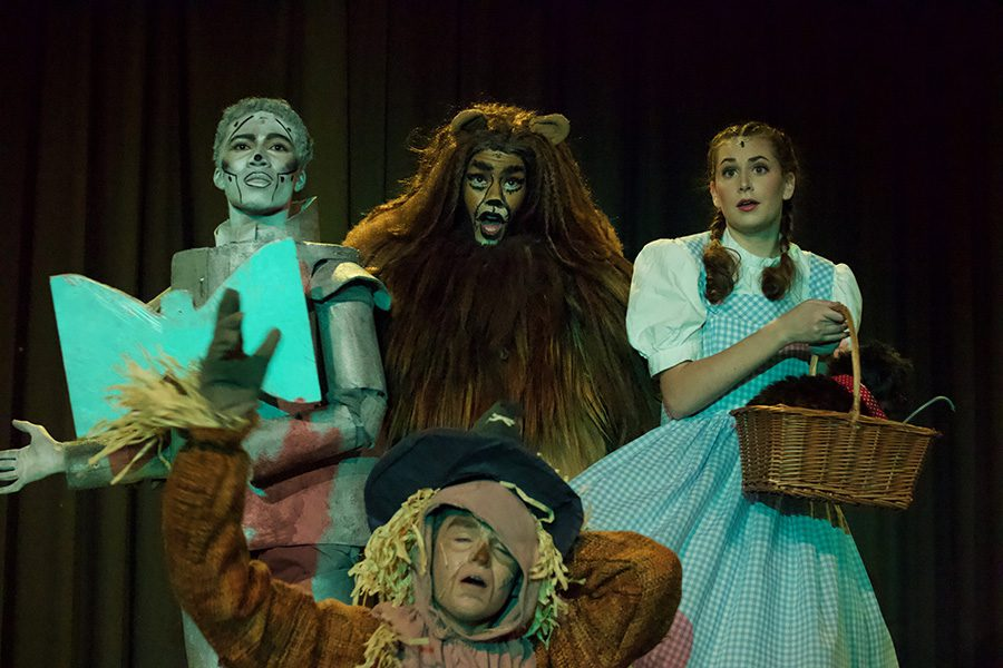 Starr%E2%80%99s+Mill+Thespians+perform+in+the+spring+musical%2C+%E2%80%98The+Wizard+of+Oz.%E2%80%99+Under+the+direction+of+drama+teacher+Savahna+Silvas%2C+the+show+earned+the+Showstopper+award+at+the+2018+Shuler+Award+competition.+The+show+also+earned+nominations+for+choreography+and+costume+design.+Four+students+from+the+musical+were+chosen+to+audition+for+the+opening+act+at+ThesCon+2019.+