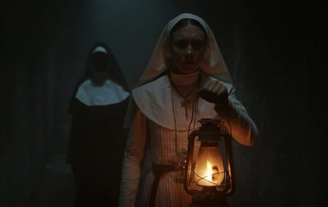 """""""The Nun"""" answers audiences' prayers"""