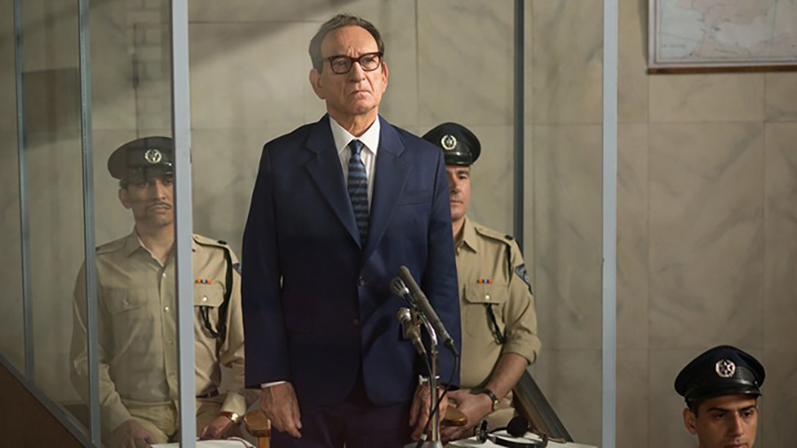 "Adolf Eichmann, the man responsible for organizing the Nazi's Final Solution, stands trial in Jerusalem in the film ""Operation Finale."" This drama/thriller was a few steps above mediocre thanks to the premise and the cast."