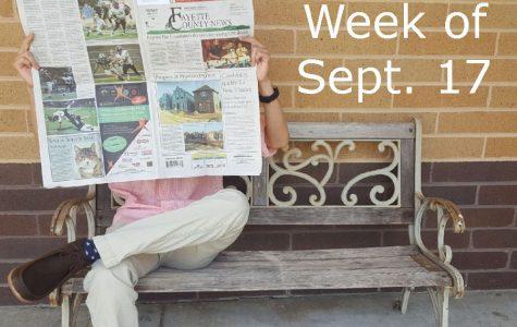 Headlines hit home on homecoming week