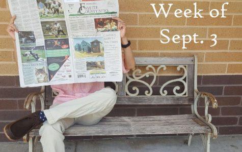 The longest, shortest week