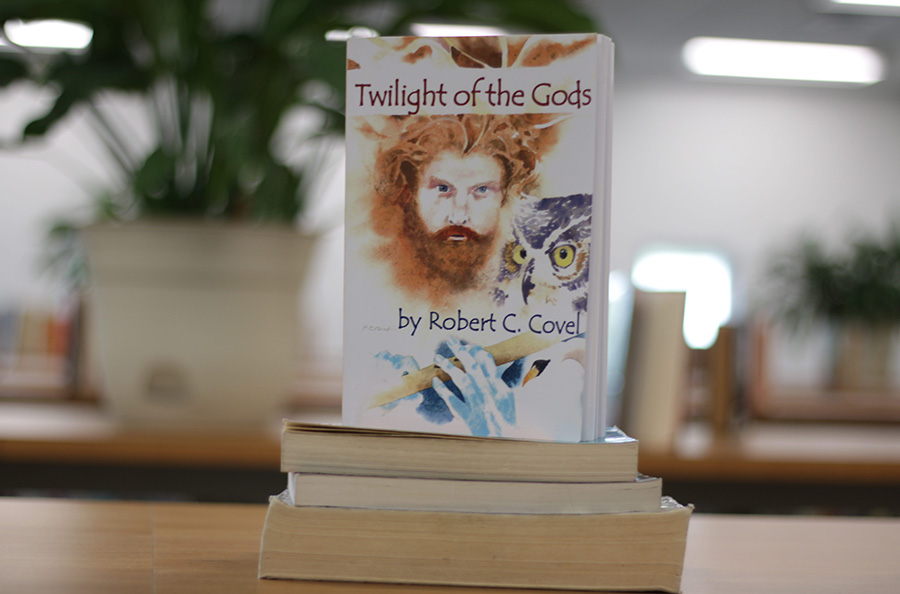"Former Starr's Mill English teacher Dr. Robert Covel recently released his first novel, ""Twilight of the Gods.""  The story follows Kris, a protagonist who discovers that all of the old mythological gods are real and living among ordinary people on Earth."