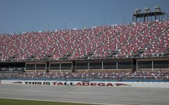 Taking on Talladega