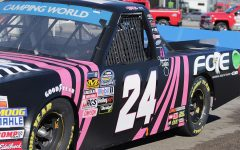 Haley, Chevrolets pace first NCWTS practice