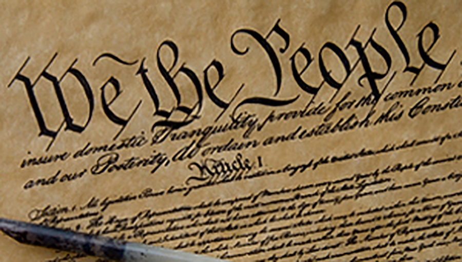 """After all the backlash to take down Abri Hausman's story, """"OPINION: Having a 'genital preference' is transphobic,"""" it is time to remember the Constitution. In this document, the first amendment gives five undeniable freedoms, including the freedom of the press."""