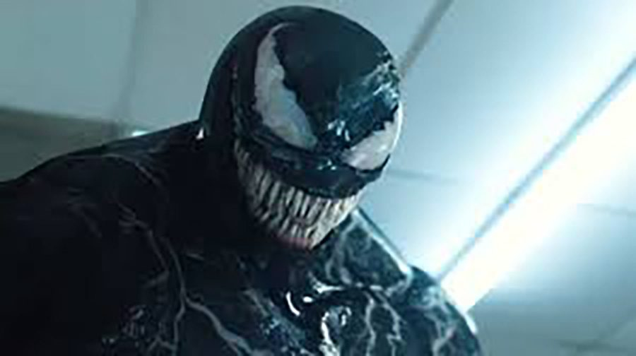 To+save+the+world+from+some+generic+forces+of+evil%2C+reporter+Eddie+Brock+suits+up+with+an+alien+symbiote+in+Sony+Pictures%E2%80%99+%E2%80%9CVenom.%E2%80%9D+Although+reviews+of+this+movie+are+split+between+positive+and+negative%2C+we+conclude+that+%E2%80%9CVenom%E2%80%9D+is+mostly+a+failure.
