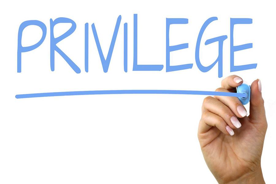 The term White Privilege has been used to justify the prejudice and silencing of White Americans. The definition of privilege is a special right, advantage, or immunity granted or available only to a particular person or group of people.