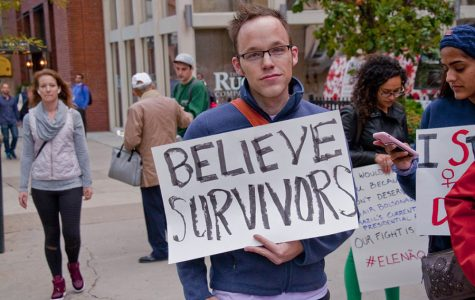 OPINION: Stop discrediting assault victims for speaking up about it years later