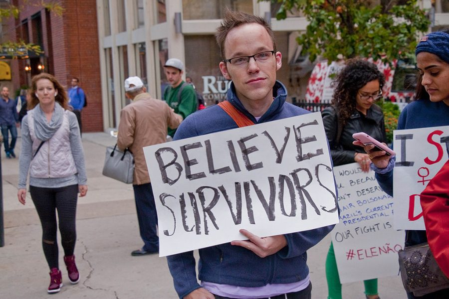 The number of irreversible and life-changing traumas that sexual assault survivors go through is traumatic enough, and discrediting the victims because of the time they chose to report their assault is only adding onto the victim-blaming culture that continues to thrive in our society.