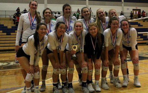 Panther volleyball comes up short in GHSA State Championship