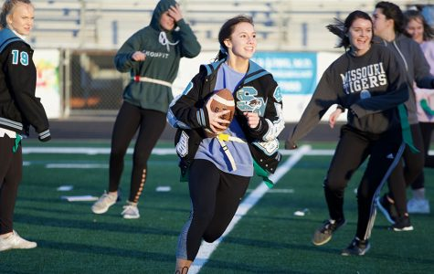 Powder Puff for Promise Place