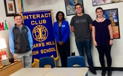 Interact Club guest speaker discusses importance of choices