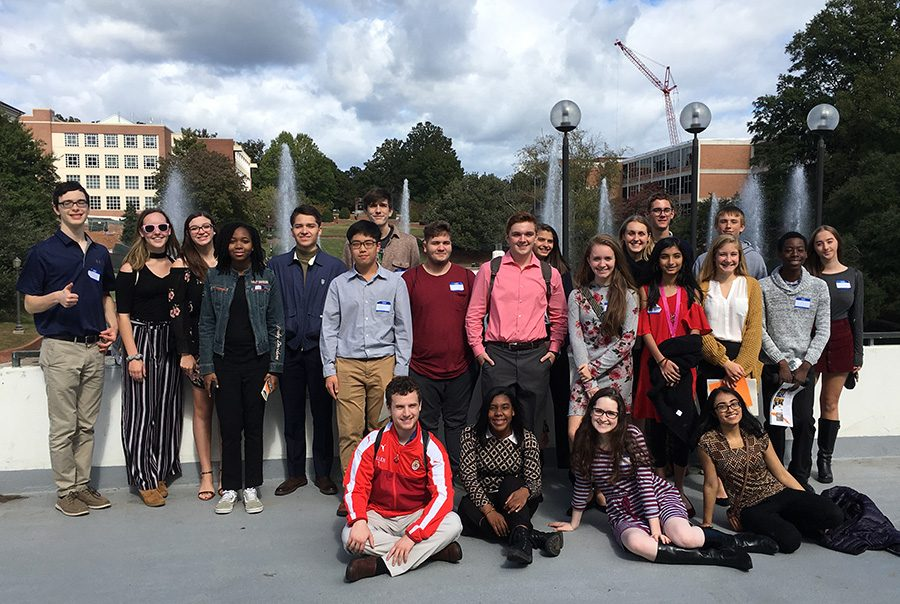 Last+Saturday%2C+25+Starr%E2%80%99s+Mill+students+went+to+Clemson+University+to+compete+in+the+Clemson+Poetry+contest.+Students+competed+in+American+Sign+Language%2C+Spanish%2C+French%2C+German%2C+and+Russian.