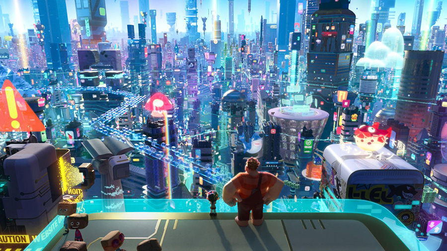 """Ralph Breaks the Internet"" features Wreck-It Ralph and Vanellope the vast and gorgeous setting of the internet. But what the movie overachieves in animation and visual quality, it lacks in quality of the plot."