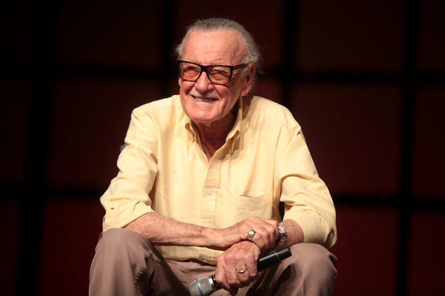 Stan+Lee+passed+away+Nov.+12%2C+2018%2C+creating+one+of+the+most+solemn+days+in+any+Marvel+fan%E2%80%99s+life.+He+was+a+great+inspiration+for+creating+many+characters+that+bring+media+visibility+to+people+who+wouldn%E2%80%99t+have+seen+representation+otherwise.+