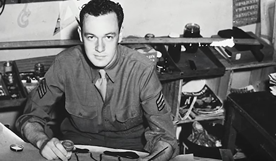 Stan Lee passed away Monday at the age of 95. Lee left behind a legacy as one of the creators of Marvel Comics, but also as a veteran in World War II.