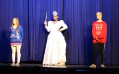 Cast of 'The Snow Queen' sparkles