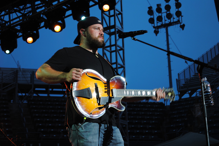 """Released on Dec. 20, 2010, """"Colder Weather"""" swept the nation's radio. By incorporating personal hardship and experience in his music, Zac Brown proved again that Country music's meaning goes much deeper than the typical thought of the genre."""