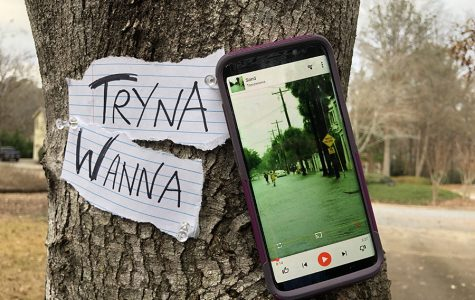 Local group 'Tryna' go big
