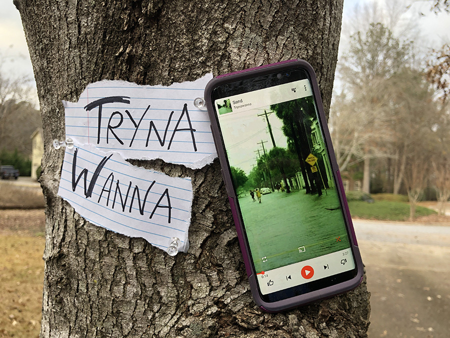 "A small band from the Peachtree City, Trynawanna makes beautiful music that's comforting and inspiring. The first full-scale release from the band, ""Trynawanna EP,"" is set to release this week."