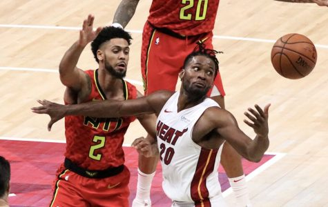 Heat lose focus in third loss to Atlanta
