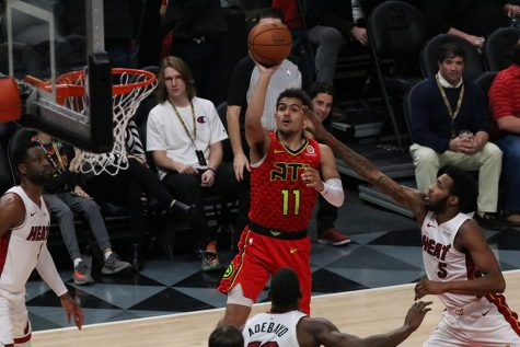 Atlanta Hawks find luck in sets of three
