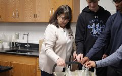 Mittelman brings balance to science department
