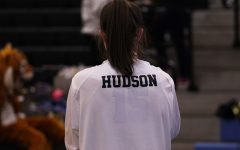 Hudson breaks scoring record as Lady Panthers close out Lady Tigers