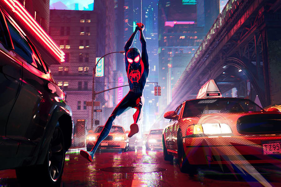 """Spider-Man: Into the Spider-Verse"" was one of several successful blockbusters of the 2018 holiday season. The Christmas movie scene this year was a blend of family friendly flicks like ""Spider-Man"" and last-minute potential Oscar nominations."