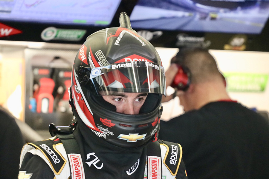 During+the+final+practice+for+the+Cup+Series%2C+Austin+Dillon+watches+as+his+team+makes+adjustments+on+his+No.+3+Dow+Chevrolet.+Dillon+finished+third+in+practice+with+a+lap+time+of+31.022+seconds%2C+.068+seconds+behind+leader+Clint+Bowyer.
