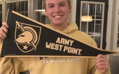 Senior follows his heart, selects from two service academies