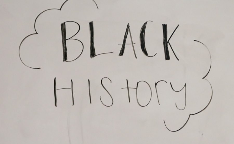 Even+though+black+history+is+a+factor+in+American+history%2C+it+doesn%E2%80%99t+have+much+of+a+presence+in+the+classroom.+Instead+of+cramming+so+much+important+information+into+one+month%2C+black+history+should+be+taught+throughout+the+school+year+along+with+the+rest+of+the+required+history+standards.+