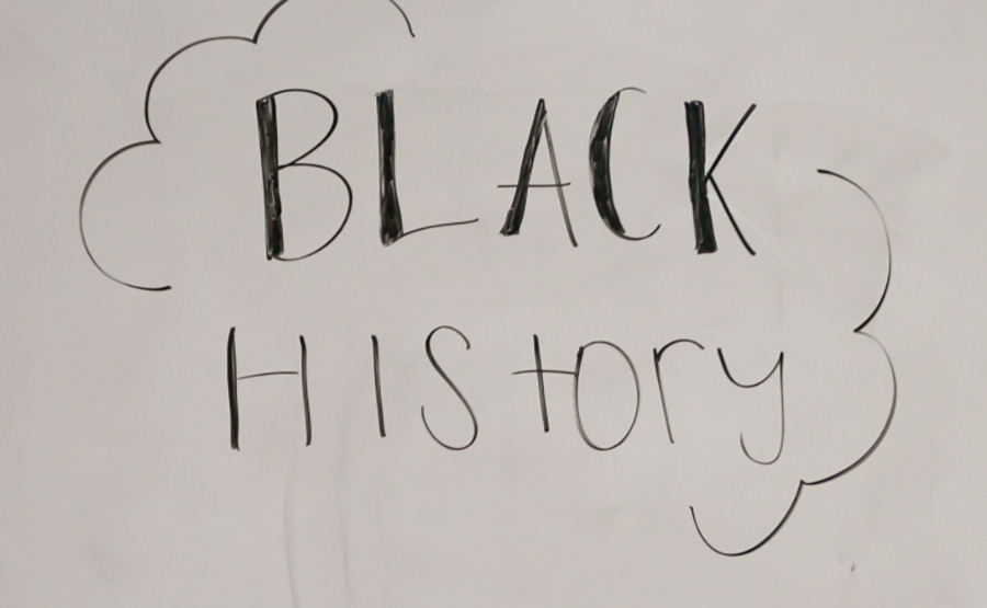 Even though black history is a factor in American history, it doesn't have much of a presence in the classroom. Instead of cramming so much important information into one month, black history should be taught throughout the school year along with the rest of the required history standards.