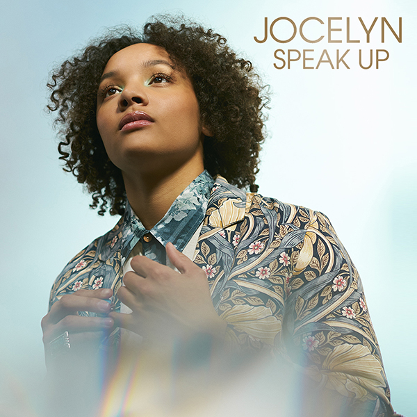 The cover of Jocelyn Muhammad's debut single. Her single is about dealing with bullying and how anyone can overcome it Her finished work uses this important topic to create an uplifting song.