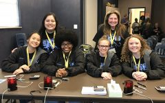 Deaf and hard of hearing academic bowl team competes at region