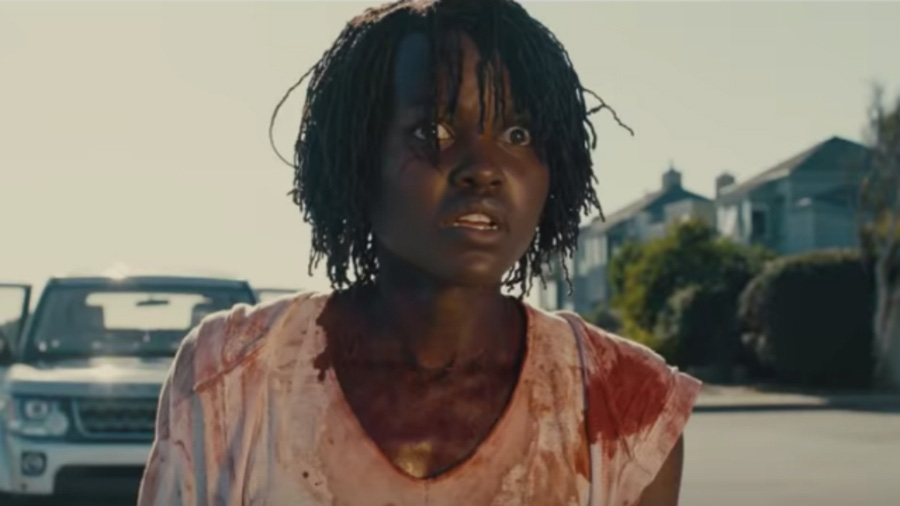 "Lupita Nyong'o plays Adelaide Wilson, the mother of a family who is attacked by terrifying duplicates of themselves in Jordan Peele's ""Us."" Adelaide is a dynamic, truly awesome character defined by her love for her family and a nightmarish experience from her childhood."