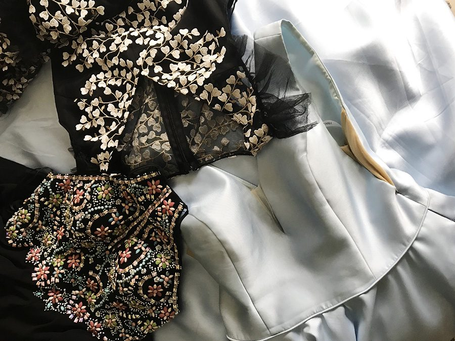 Prom season can be a hectic time. Take some time to focus on yourself and find the perfect dress for fun night.